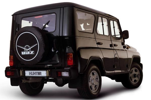 Новый УАЗ Hunter