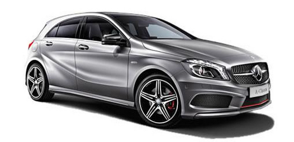 Новый Mercedes-Benz A-класса